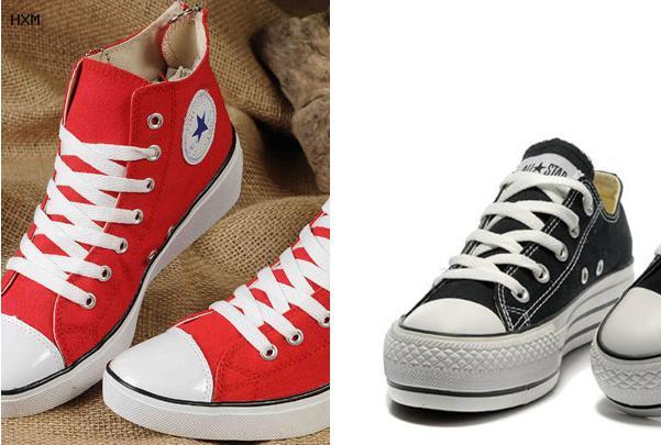 calzados converse originales