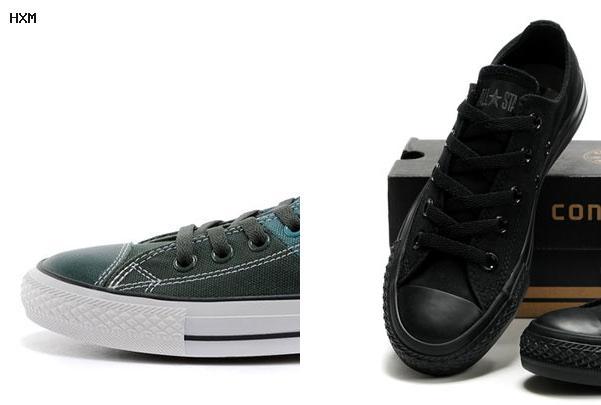 comprar zapatillas converse de piel