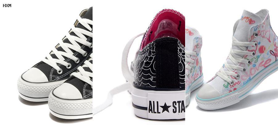 comprar zapatillas converse online