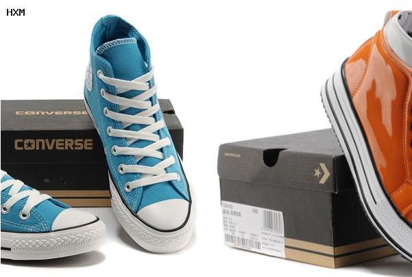 comprar zapatillas converse por internet