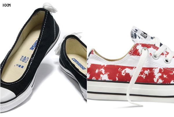 converse damage feet