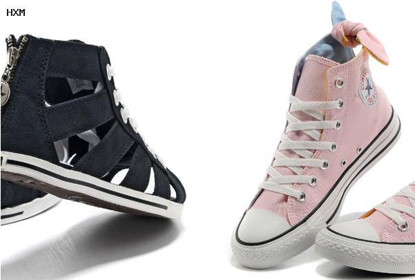 converse zapatos de mujer