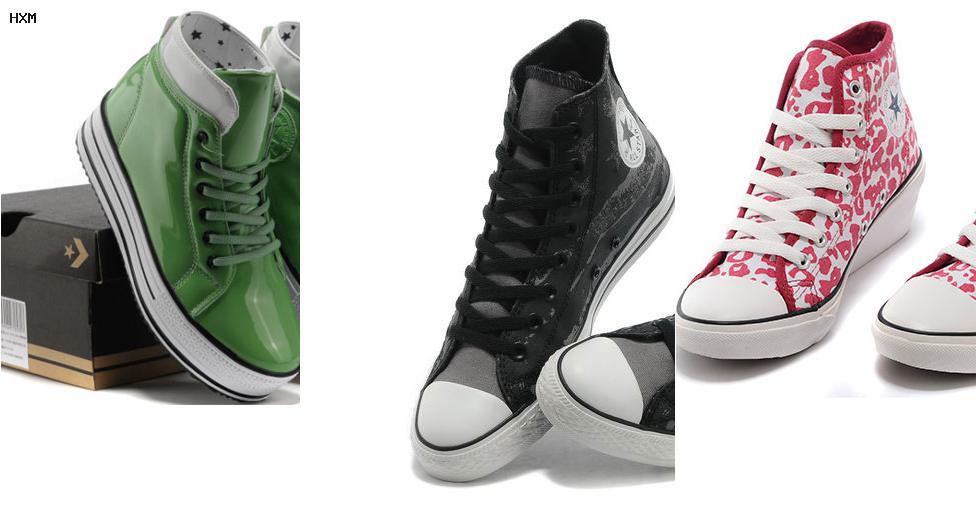 converse zapatos deportivos