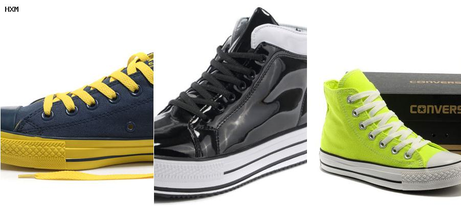 fotos de all star converse