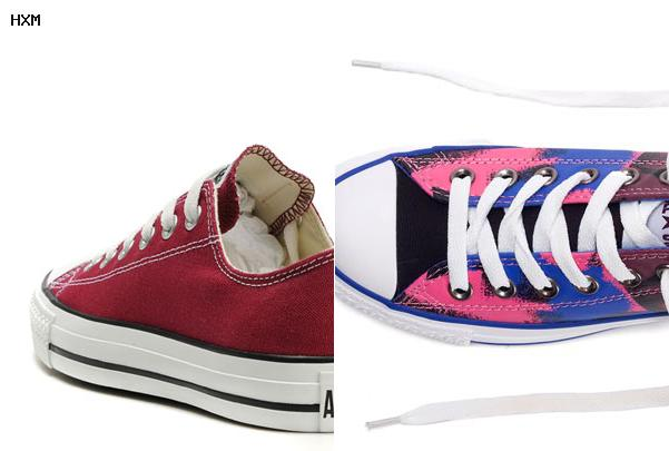 how old are my converse all stars
