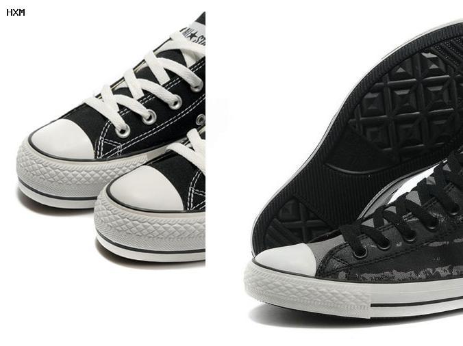 modelos de converse zapatillas