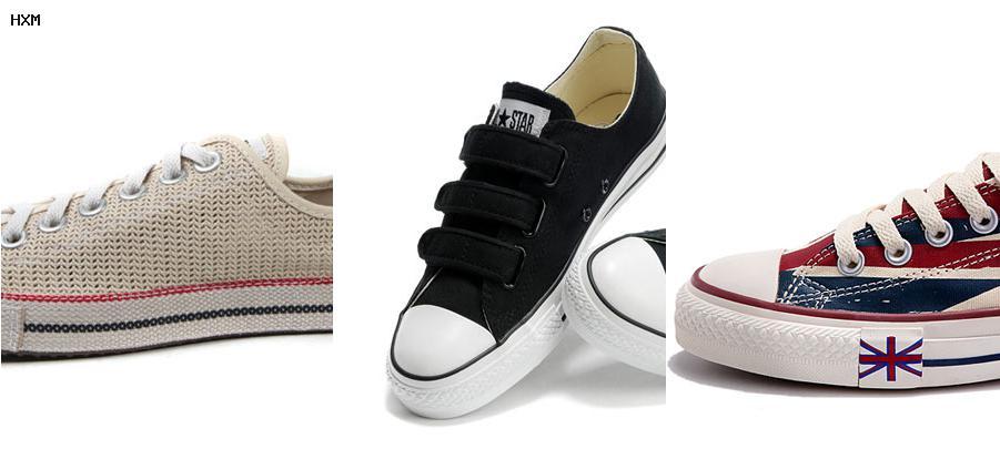 modelos de zapatos converse 2019