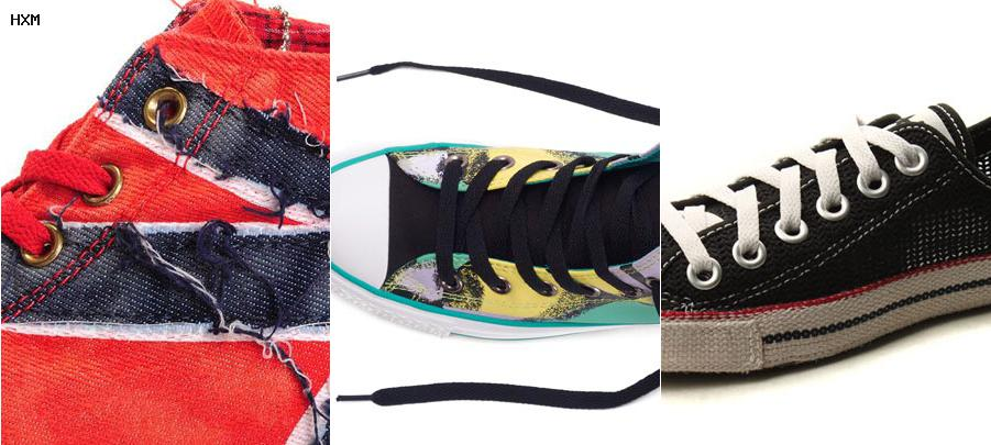 modelos zapatos converse para hombres