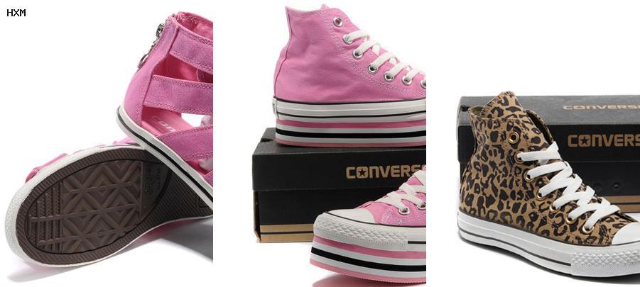 ofertas converse zapatillas
