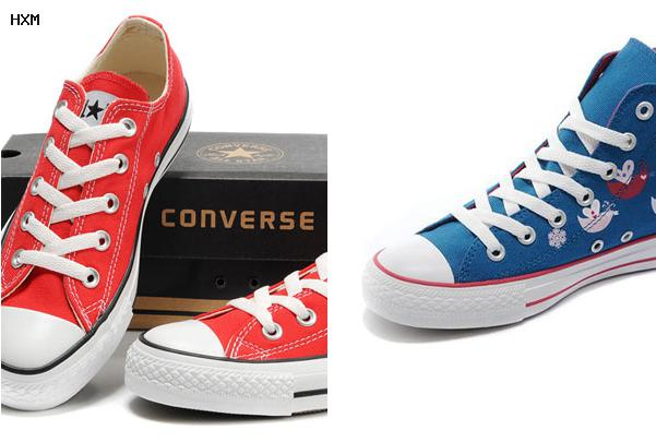 one star converse fake