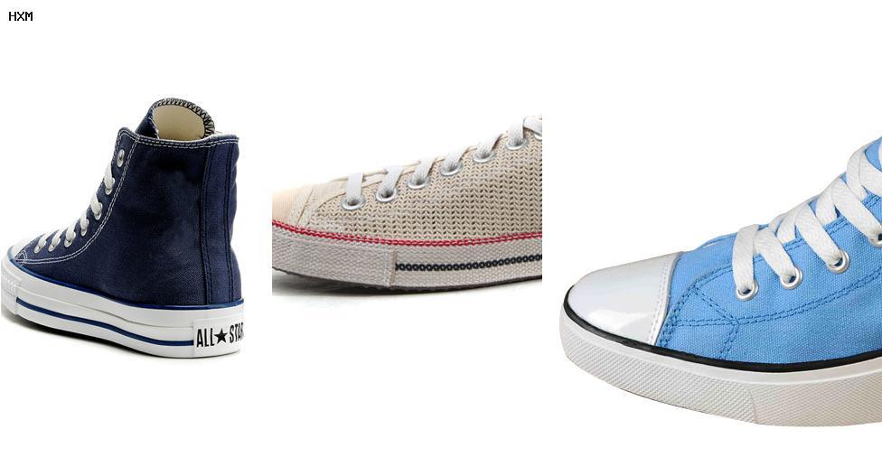 venta de zapatillas converse en santiago