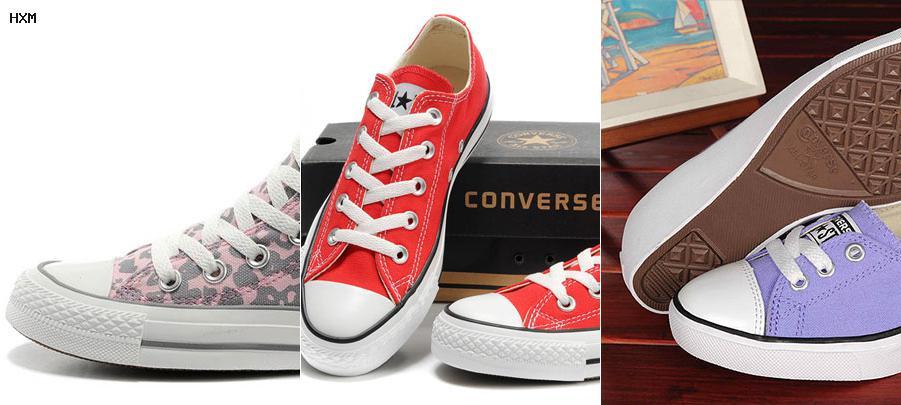 venta zapatillas converse online
