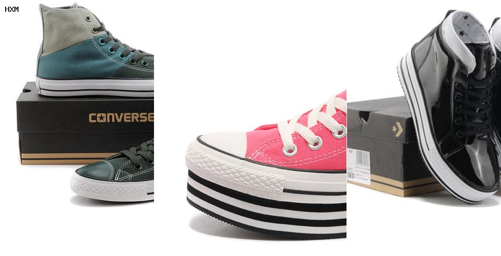 zapatillas all star converse sin cordones