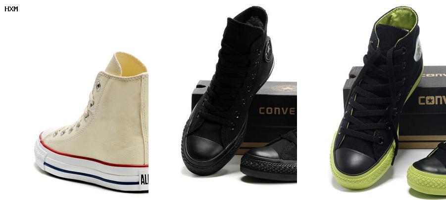 zapatillas converse all star para mujer