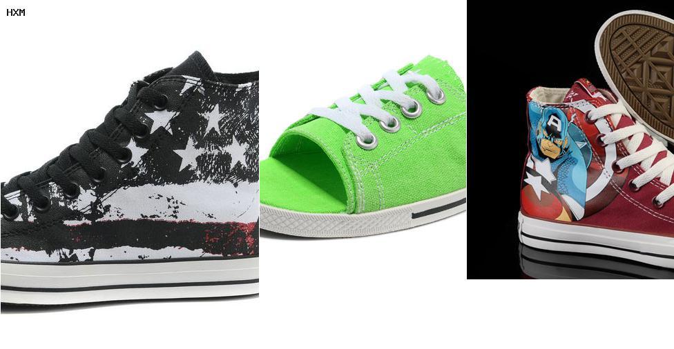 zapatillas converse axl rose