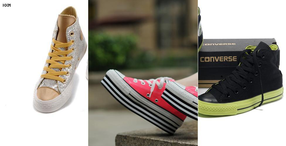 zapatillas converse blanca mujer