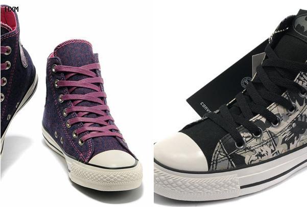 zapatillas converse cuero blancas