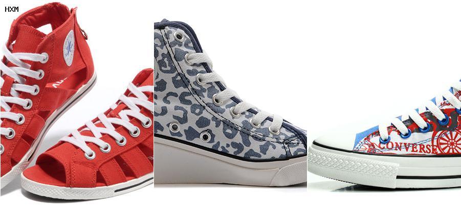 zapatillas converse personalizadas