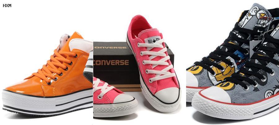 zapatillas converse tienda online