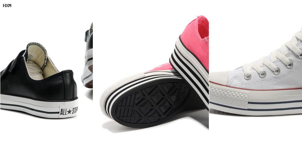zapatillas converse turquesas