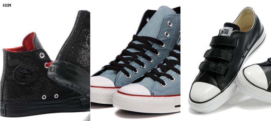 zapatillas tipo converse baratas