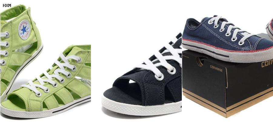 zapatos converse 2019 para damas