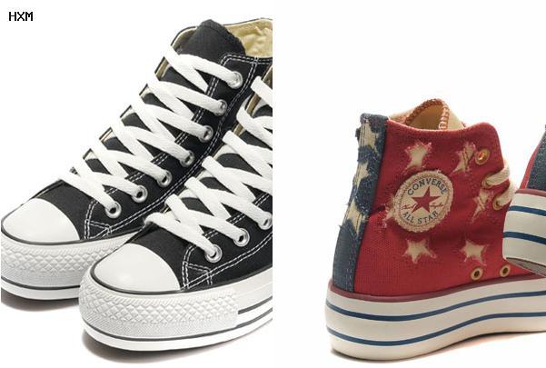 zapatos converse originales para damas