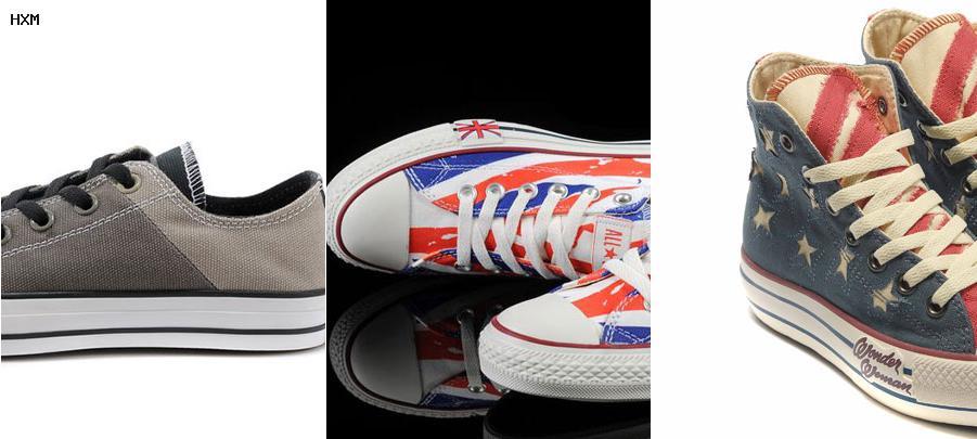 zapatos converse para baloncesto