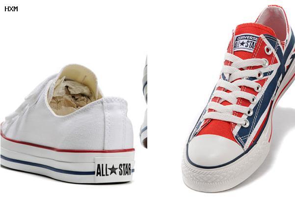 zapatos deportivos converse mujer