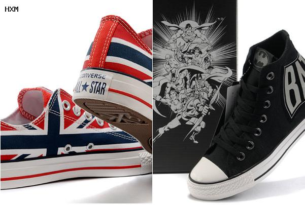 zapatos deportivos converse para hombre